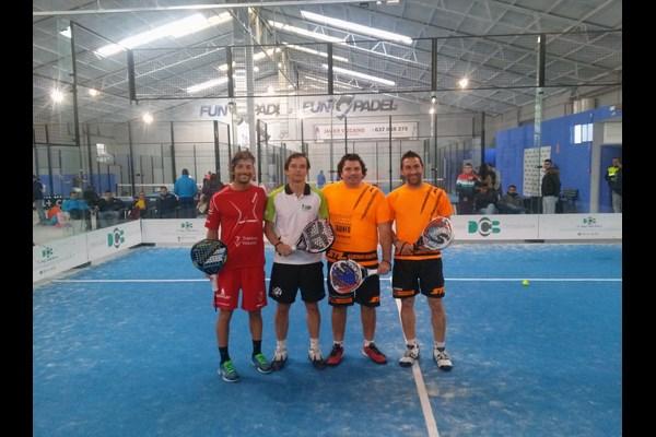 Torneo Funpadel
