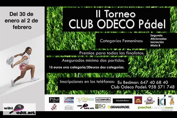 TORNEO FEMENINO ODECO  (Copiar)