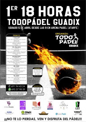 I 18 HORAS TODOPADEL GUADIX - MARZO CORTESPORT 2014 (2)