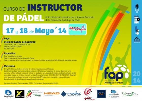 Instructor regional padel