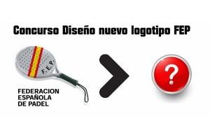 CONCURSO DISEÑO NUEVO LOGOTIPO FEDERACION ESPAÑOLA DE PADEL
