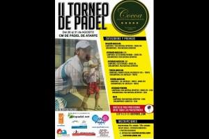 EN JUEGO. II TORNEO COCOA ATARFE. 11-14 SEPTIEMBRE