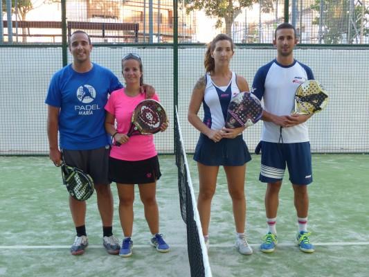 Final Torneo mixto María