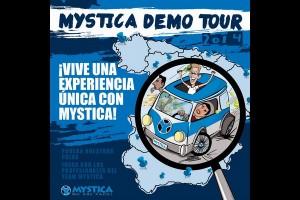 MYSTYCA DEMO TOUR LLEGA A ALICANTE CON JAVI LIMONES