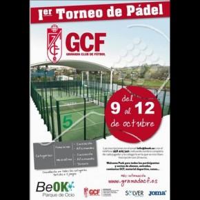 GALERÍA FOTOS Y CUADRO HONOR TORNEO GRANADA CF EN BEOK PADEL Y SALUD