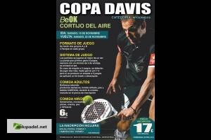 COPA DAVIS BEOK-CORTIJO DEL AIRE (TORNEO EN JUEGO)
