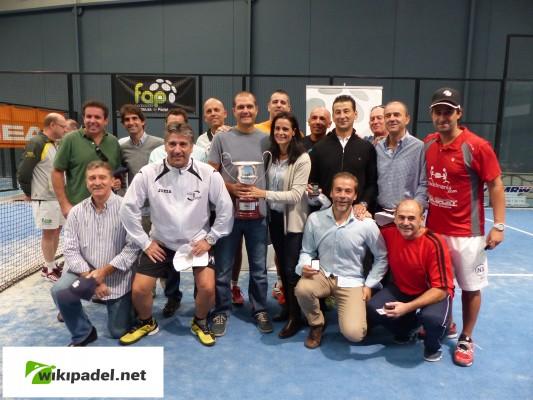 Selección provincial de Sevilla, campoena en categoria masculina