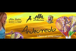AKKERON PRESENTA SU NUEVA COLECCIÓN DE PALAS 2015