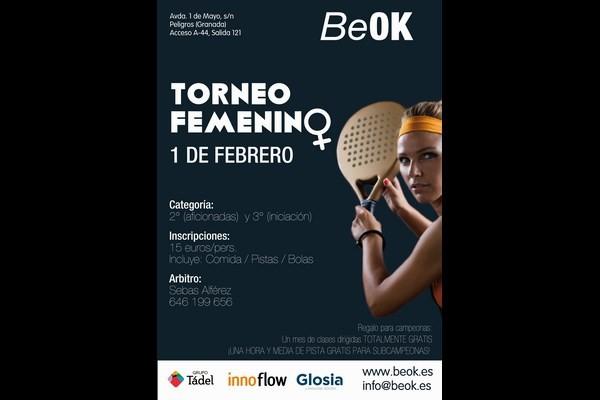 TORNEO FEMENINO BEOK. 1 DE FEBRERO