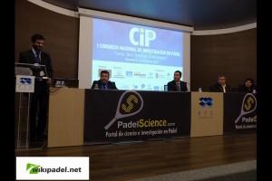 ÉXITO DEL  I CONGRESO NACIONAL DE INVESTIGACIÓN EN PÁDEL CELEBRADO EN GRANADA
