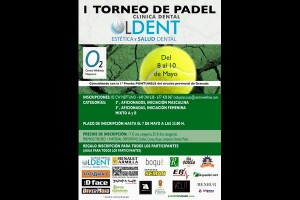 "TORNEO PADEL ""CLINICA DENTAL OLDENT"""