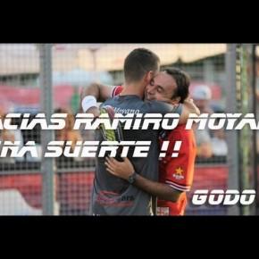 GODO DIAZ Y RAMIRO MOYANO SE DESPIDEN A LO GRANDE EN EL MADRID CHALLENGER BY KAOS