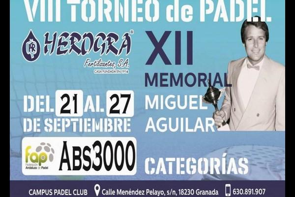 TORNEO DE PADEL HEROGRA