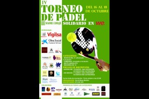 TORNEO DE PADEL MADRE CORAJE (TORNEO EN JUEGO)
