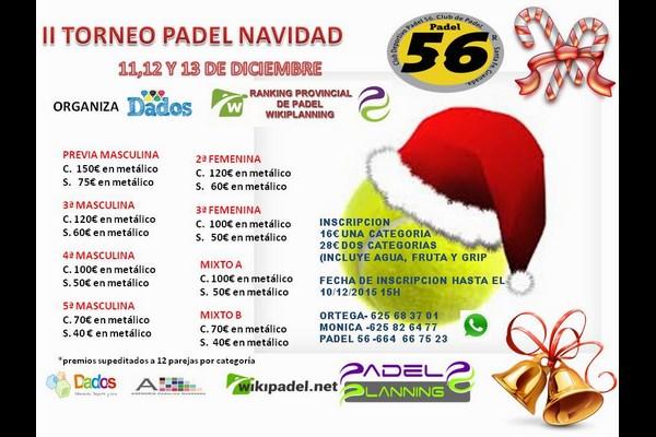 II TORNEO PADEL NAVIDAD-PADEL 56