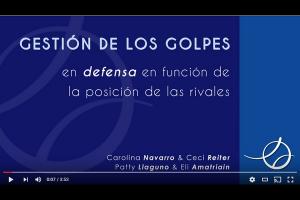 VÍDEO ANÁLISIS PÁDEL:  GESTIÓN DE LOS GOLPES EN DEFENSA