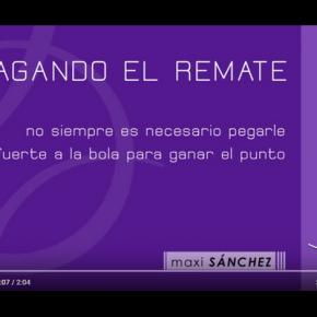 VÍDEO ANÁLISIS PÁDEL: AMAGANDO EL REMATE