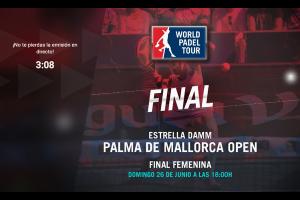 WPT EN DIRECTO : FINAL FEMENINA PALMA DE MALLORCA OPEN