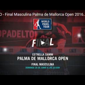 WPT EN DIRECTO : FINAL MASCULINA PALMA DE MALLORCA OPEN