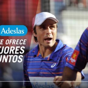 LOS 3 MEJORES PUNTOS ADESLAS DEL ESTRELLA DAMM VALLADOLID OPEN 2016