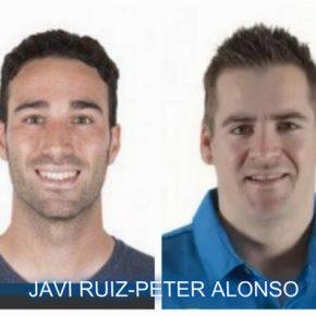 JAVI RUIZ Y PETER ALONSO-MARTÍNEZ, NUEVA PAREJA WORLD PADEL TOUR