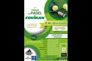 I TORNEO DE PADEL COVIRAN. ILUSION SPORT 9-11 DICIEMBRE