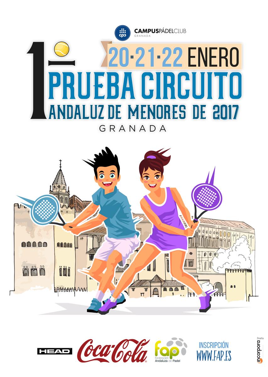 I PRUEBA CIRCUITO MENORES ANDALUZ CLASIFICATORIA TYC