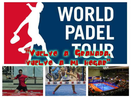 GRANADA SEDE WORLD PADEL TOUR EN 2017