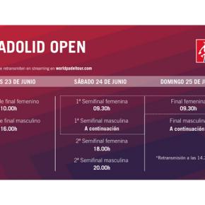 WPT en directo: semifinales Valladolid Open 2017