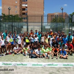 La FAP concentra a las promesas del pádel andaluz en Ilusión Sport