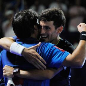 Cristian Gutiérrez y Franco Stupaczuk campeones del Mijas-Costa del Sol Open