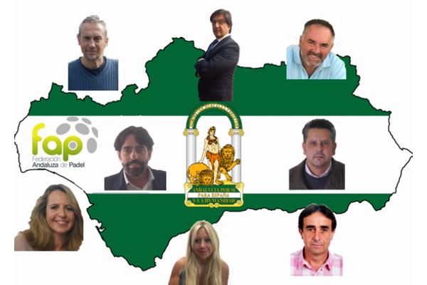 Nombrados los nuevos responsables territoriales de la FAP. Peter, nuevo delegado de Granada.