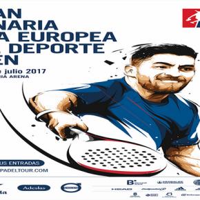 Comienza el Gran Canaria Isla Europea del Deporte Open 2017