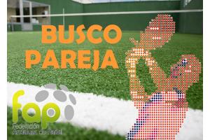 La Federación Andaluza de Pádel te ayuda a buscar pareja para sus torneos