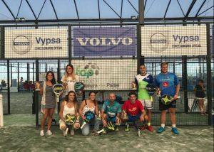Ernesto Moreno-Javier Limones y Victoria Iglesias-Mª Carmen Villalba, nuevos campeones absolutos de Andalucía