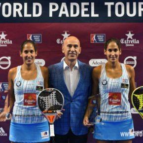 Sexto título consecutivo y consolidación delnº 1 del ranking WPT para las las gemelas Sánchez Alayeto