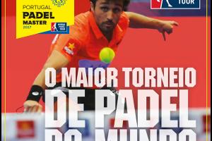 Comienza el cuadro final del Portugal Pádel Masters