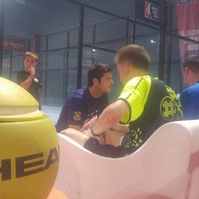 Pistoletazo de salida del Granada Open 2017. Disfruta gratis del mejor pádel del mundo en Padel Sport Granada Indoor.