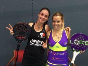 Jornada de octavos en Granada Open. Lucia Martínez suma y sigue