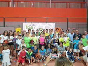 Campeonato de Andalucía de Menores: Cuadro de Honor