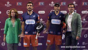 Bela y Lima conquistan su quinto título 2017 en Granada