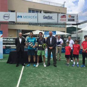 En marcha el XXXIII Campeonato de España Absoluto de Pádel