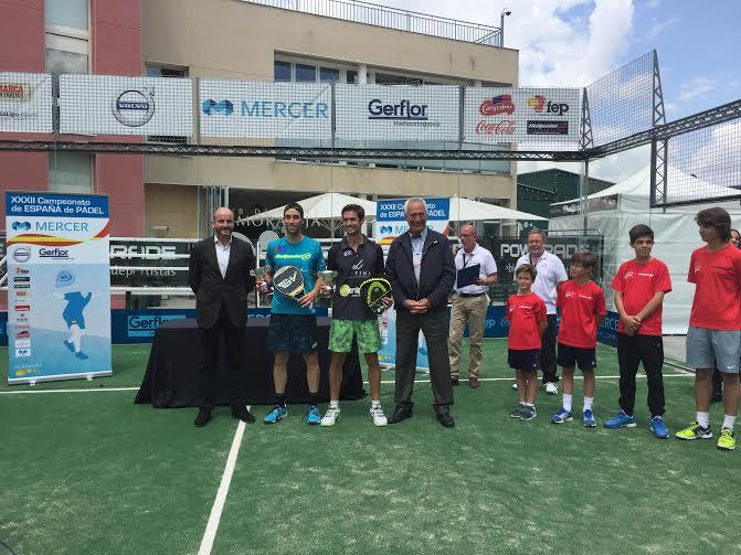 XXXIII Campeonato de España Absoluto de Pádel