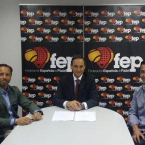 App Pádel Manager nuevo partner de la Federación Española de Pádel