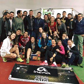 Granada subcampeona por partida doble en el Campeonato Andaluz de SSPP Absolutas