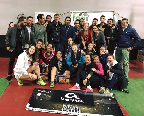 Campeonato Andaluz de SSPP Absolutas