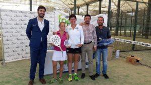Cuadro de honor de la 5ª prueba del Circuito Andaluz de Veteranos