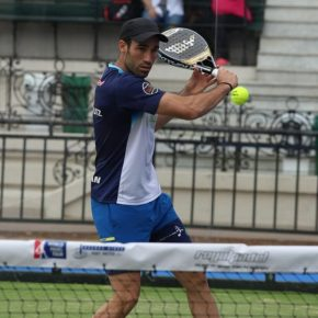 Javi Ruiz-Uri Botello ganan y jugaran en la Rural por una plaza en cuartos del Buenos Aires Masters