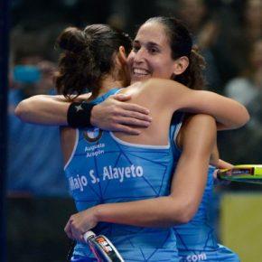 Mapi y Majo Sánchez Alayeto, nº 1 y octavo título de la temporada