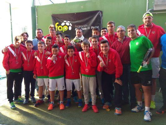 Campeonato de Andalucía por Equipos de Menores